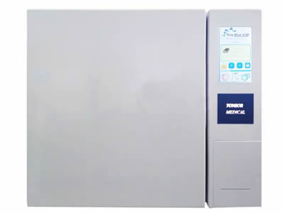 T&S-B Tabletop Autoclave with Touch Screen