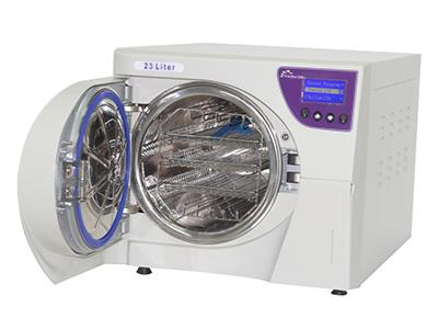 Series B Autoclave Steam Sterilizer with Vacuum Pump